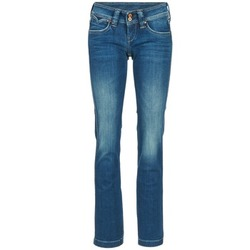 material Women straight jeans Pepe jeans BANJI D67