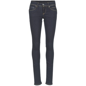 material Women slim jeans Pepe jeans NEW BROOKE M15 / Blue / Raw