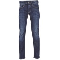 material Men straight jeans Pepe jeans CASH  z45 / Blue / Dark