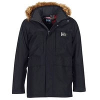 material Men Parkas Helly Hansen COASTAL 2 PARKA Black
