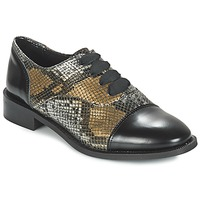Shoes Women Derby shoes Lollipops YTON DERBY Black / Bronze