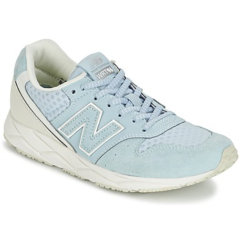 Shoes Women Low top trainers New Balance WRT96 Blue