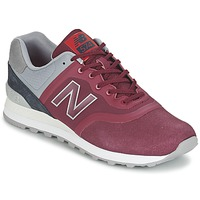 Shoes Low top trainers New Balance MTL574 Red / Grey