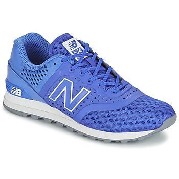 Shoes Men Low top trainers New Balance MTL574 Blue