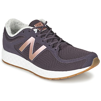 Shoes Women Low top trainers New Balance ZANT Violet