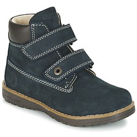 Shoes Boy Mid boots Primigi (enfant) ASPY 1 Blue