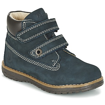 Shoes Boy Mid boots Primigi (enfant) ASPY 1 Blue