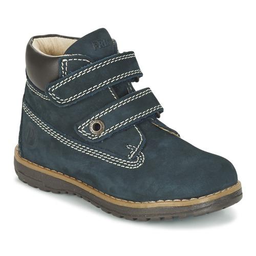 Shoes Boy Mid boots Primigi ASPY 1 Blue