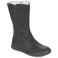 Shoes Girl Boots Primigi BRITTE-E Black