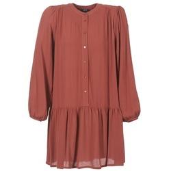 material Women Short Dresses Mexx LODIA Rust