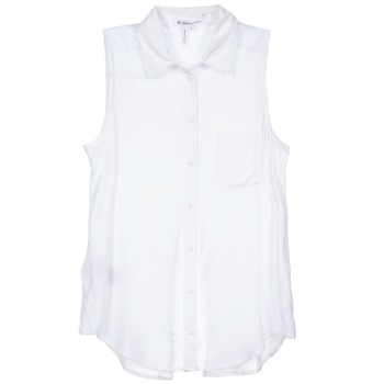 material Women Shirts BCBGeneration 616953 White