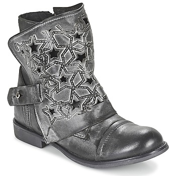 Shoes Women Mid boots Lola Espeleta CALAMITI Grey