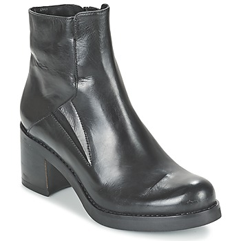 Shoes Women Ankle boots Lola Espeleta REBEL Black