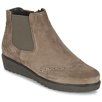 Shoes Women Ankle boots Ara ZIMLA Brown