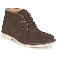 Shoes Men Mid boots Cool shoe DESERT BOOT Brown