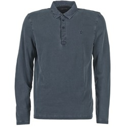 material Men long-sleeved polo shirts Marc O'Polo CANGADO Marine