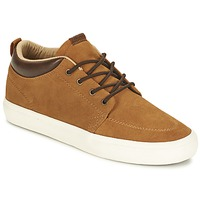Shoes Men High top trainers Globe GS CHUKKA Camel