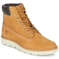 Shoes Women Mid boots Timberland KENNISTON 6IN LACE UP Wheat