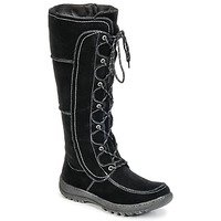 Shoes Women Boots Wildflower MORIA Black
