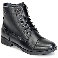 Shoes Women Mid boots Wildflower BOMBAY Black