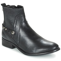 Shoes Women Mid boots Regard ROSARA Black