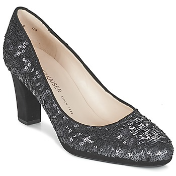 Shoes Women Court shoes Peter Kaiser KOLIN Black / Sequins