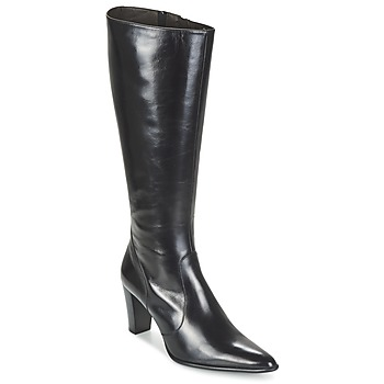 Shoes Women Mid boots Perlato TAPILE Black