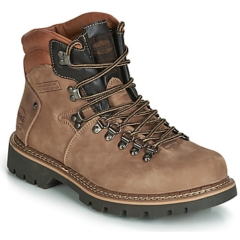 Shoes Men Mid boots Dockers by Gerli IZINALO Brown