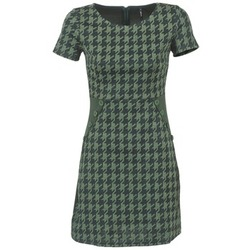 material Women Short Dresses Smash CATALANA Green