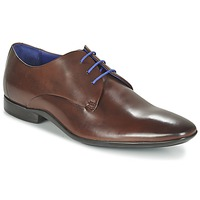 Shoes Men Derby shoes Azzaro OUTINO Brown