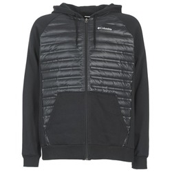 material Men Blouses Columbia NORTHERN COMFORT™ HOODY Black