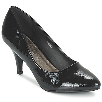 Shoes Women Court shoes Spot on MIENE Black