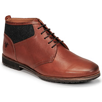 Shoes Men Mid boots Kost POTIER 25 Brown