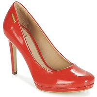 Shoes Women Court shoes Dumond LOUBAME Red