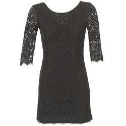 material Women Short Dresses Betty London FLIZINE Black