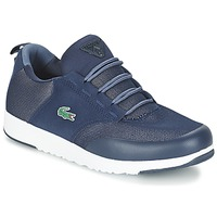 Shoes Women Low top trainers Lacoste L.ight R 316 1 Blue