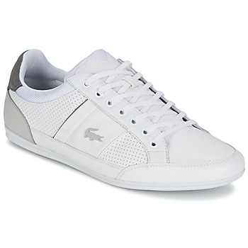 Shoes Men Low top trainers Lacoste CHAYMON 316 1 White / Grey