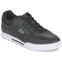 Shoes Men Low top trainers Lacoste INDIANA EVO 316 1 Black