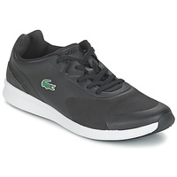 Shoes Men Low top trainers Lacoste LTR.01 316 1 Black