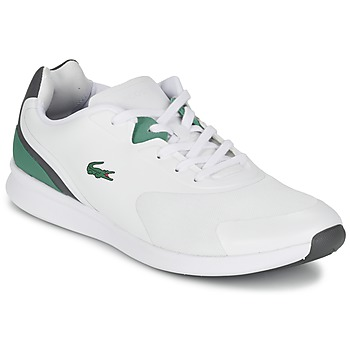 Shoes Men Low top trainers Lacoste LTR.01 316 1 White / Green