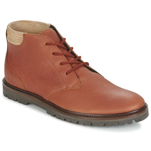 cf0139847 Lacoste MONTBARD CHUKKA 416 1 Brown - Free delivery with Spartoo NET ...
