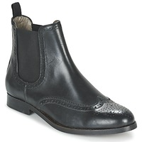 Shoes Women Mid boots Hudson ASTA CALF  black