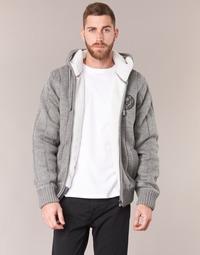 material Men jumpers Schott DUNLIN Grey