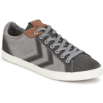 Shoes Low top trainers Hummel DEUCE COURT WINTER Grey