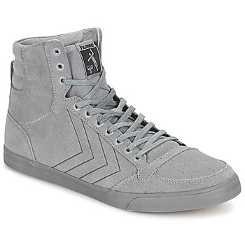 Shoes High top trainers Hummel TEN STAR TONAL HIGH Grey