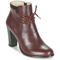 Shoes Women Low boots M. Moustache EMMA BORDEAUX / Black