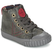 Shoes Children High top trainers Victoria BOTA NAPA PU Grey