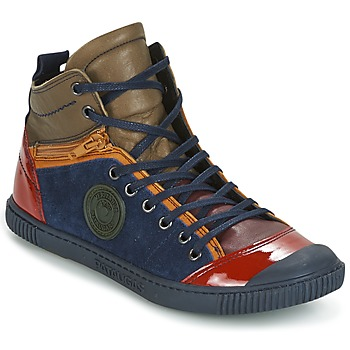 Shoes Women High top trainers Pataugas BANJOU/MC Multicoloured