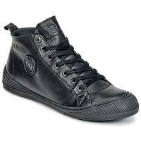Shoes Women High top trainers Pataugas ROCKER/N Black