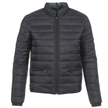 material Women Duffel coats Eleven Paris TROUBLE Black